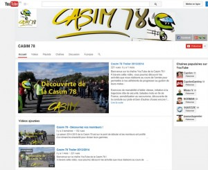 Casim 78 Youtube