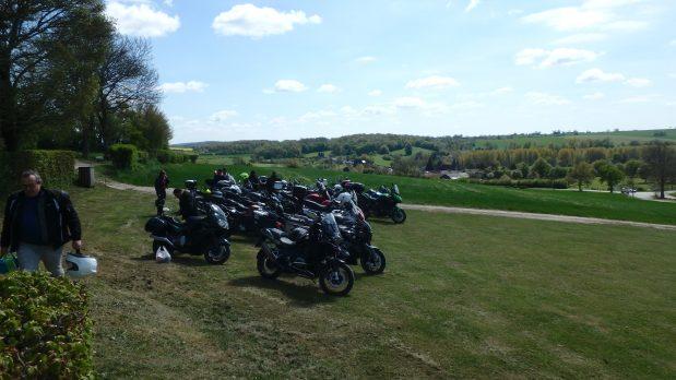 17/11/2019: vallées de l'Eure et de Chevreuse