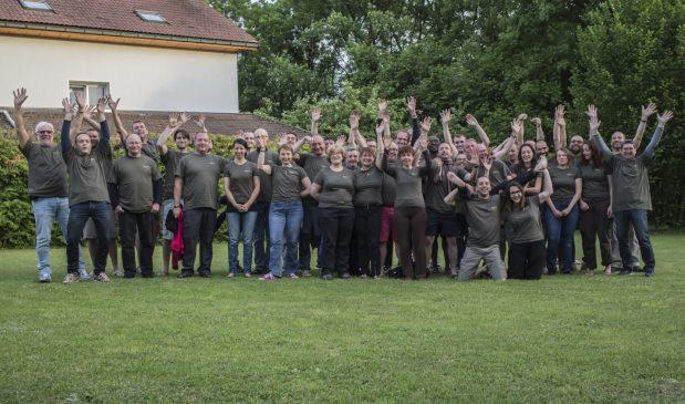 Weekend CASIM 78 2018: En route pour l'Auvergne