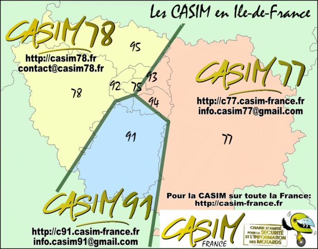 Une nouvelle CASIM vient de se lancer en Île de France