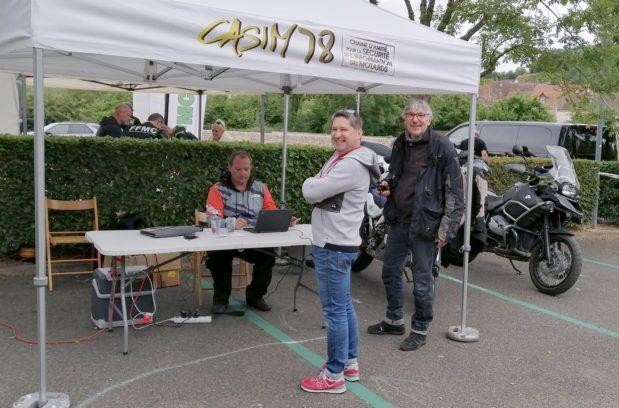 """Compte rendu: Balade à Epernon pour la journée """"Sortez vos motos"""" du 28 juin 2020"""